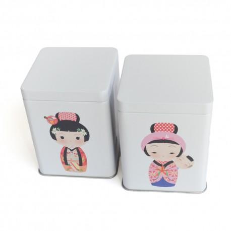"""Boîte à thé """"Geisha"""" 75gr"""