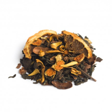 Pu'er chocolat orange
