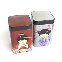 "Boîte à thé ""Little Geisha"" 75gr"
